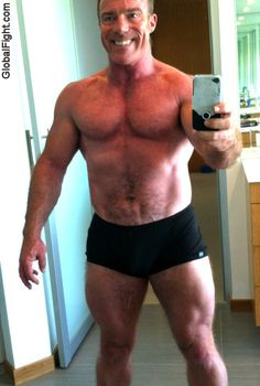 muscled ripped tuff daddy bodybuilder pics
