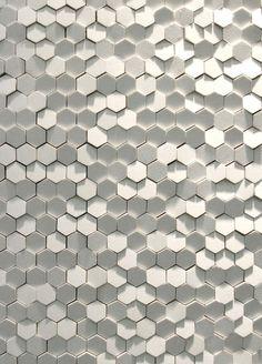 honeycomb tiles • tokujin yoshioka
