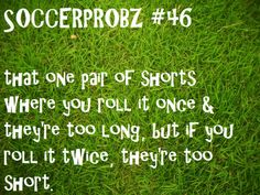 Ugh this is the worst. Soccer girl probs.