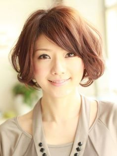 japanes hairstyl, girl hairstyles, short bobs