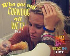 Lil Bit-CMT's Party Down South