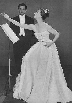 Agnes Moorehead by Irving Penn