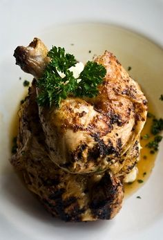 An ancient recipe translated by from Cuneiform by Yale scholars: Pigeon with herbs.