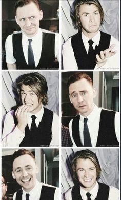 I'm freaking dying!!!!!!! #hiddlesworth