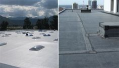Reflective Roofs: Black vs. White is determined by climate