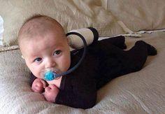 Scuba Diver Baby
