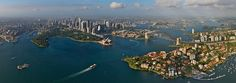 Sydney, Australia - 360 Degree Aerial Panorama | 360 Degree Aerial Panorama | 3D Virtual Tours Around the World | Photos of the Most Interes...