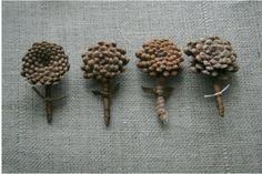 5 Non-Standard Pinecone Crafts