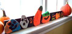 pumpkin rocks