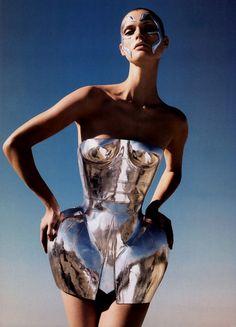 corset armour