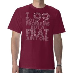 99 Problems Nupe T-shirts