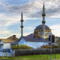Mosques in Sydney
