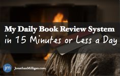 My Daily Book Review