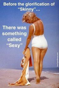 body images, marilyn monroe, being skinny, real women, curvy girls