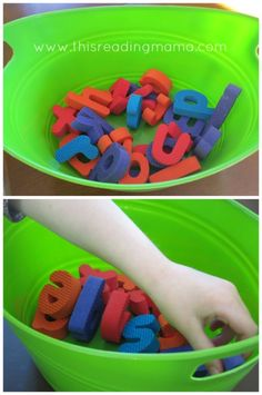 Use the pieces from abc puzzles to assess letter knowledge. Repinned by SOS Inc. Resources pinterest.com/sostherapy/.