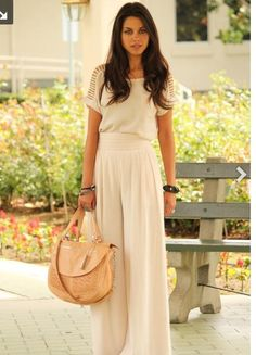 Neutral casual. Love.