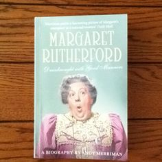 Margaret Rutherford - Dreadnought with Good Manners