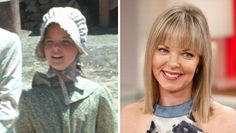 Before and After of Melissa Sue Anderson (Mary Ingalls Kendall)