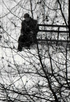 André Kertész - Solitude, 1960. °