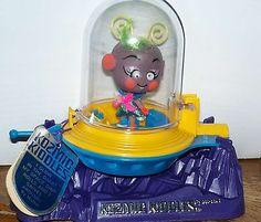 Kozmic Kiddles 1968 Mattel Purple Gurple MINT Tag never removed RARE condition!