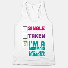 @JillianAnsley Here's what you can say when people ask why you don't have a boyfriend! Haha :)