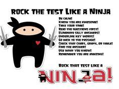 Test Like A Ninja