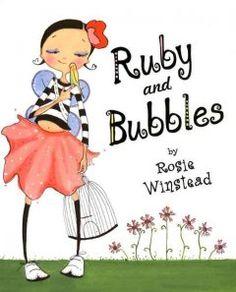 pet bird, favorit, bubbles, kid book, rosi winstead, rubi bookshelf, bird bubbl, children book, character outfits