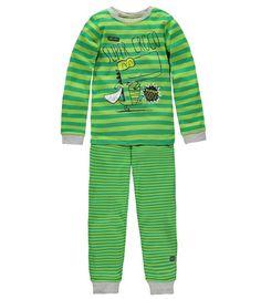 Souris Mini - Pyjama deux pièces - Super Croco, super dodo