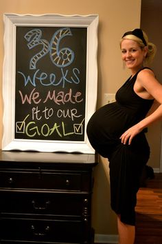 A week by week log of twin pregnancy and life. So many baby pics!