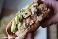 The un-lobster roll #vegan