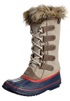 Sorel snow boot #PinnedUp