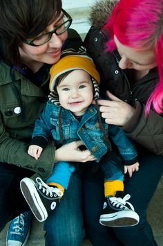 All about one queer familys experience with IVF and making babies | Offbeat Families