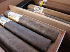 Cigar Humidors to keep cigars fresh and ready to smoke.  Spanish cedar keeps the humidity in.