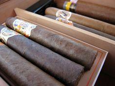 Cigar Humidors to keep cigars fresh and ready to smoke.  Spanish cedar keeps the humidity in.