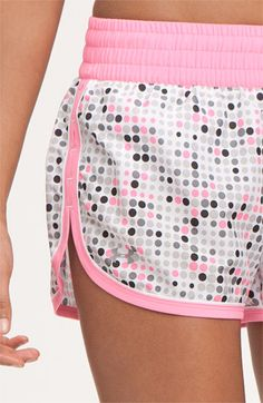 fitness wear, under armour running shorts, armour short, polka dots, cute running shorts, fitness workouts, workout outfits, under armour workout clothes, outfits running