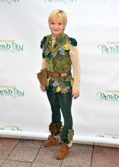 Cathy Rigby - Cathy Rigby As Peter Pan Reads For The Garden Of Dreams Foundation