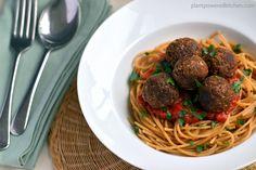 Walnut-Pecan Balls from Dreena Burton, Plant-Powered Kitchen (vegan with GF option)