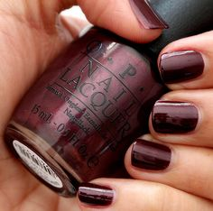 OPI Sleigh Ride For Two: Nail Polish Winter 2013