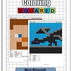 Practice multiplication and division while you color with 15 new worksheets in our second Minecraft Multiplication and Division Super Pack. Use a k...
