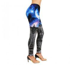Imaginary Foundation Beginning Women's Leggings - Women's Leggings - Store - $34.95