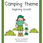 camping theme, camp themes
