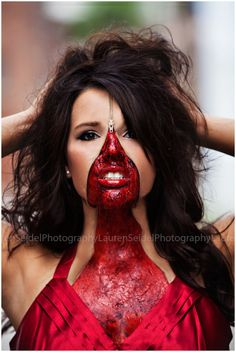 halloween #Halloween #Make-up #Makeup #costume