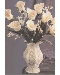 Flower Made Of Plastic Canvas On Pinterest Plastic