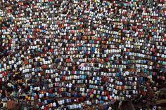 Eid Al-Fitr, Tahir Square