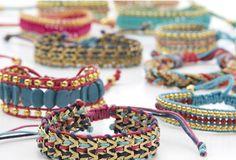 isadora pulseiras