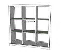 Cubby Bookshelf - Large