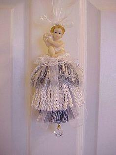 Decorative Tassel cherub