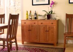 Party time? Luxurious storage and display for your finest linen, glasses, or wine.