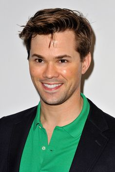 Andrew Scott Rannells (born August 23, 1978) is an American actor and singer.  - Read more: http://en.wikipedia.org/wiki/Andrew_Rannells