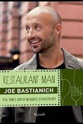 """Qual è il segreto del successo di  #JoeBastianich? Scopriamolo in """"Restaurant man - vita, vino e cibo di un giudice di MasterChef""""."""